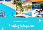 Hôtel Palavas-les-Flots - Amerique Hotel Palavas Montpellier Sud -Logis-