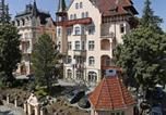 Hôtel Karlovy Vary - Lazensky Hotel Smetana - Vysehrad-2