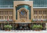 Hôtel Émirats arabes unis - Crystal Plaza Hotel-2