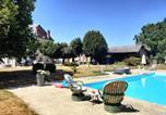 Location vacances  Creuse - Domaine de la Caure-4
