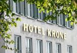 Hôtel Freudenstadt - Hotel Krone-4