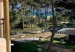 Location vacances Calvi - T2 neuf bord de plage - terrasse - Calvi-1