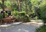 Camping avec Site nature Tournon-sur-Rhône - Camping Iserand Calme et Nature-4