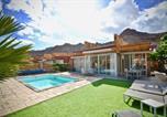 Location vacances Mogán - Villa Diana with private swimming pool in Tauro-4
