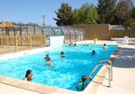Camping avec Bons VACAF Plounévez-Lochrist - Camping Les Hauts de Port Blanc-1