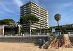 Location vacances  Alpes-Maritimes - Studio au bord de mer-3