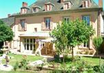 Hôtel Sadroc - Manoir Lascaux-1