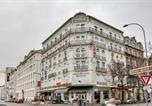 Hôtel Fontanil-Cornillon - Brit Hotel Suisse et Bordeaux - Centre Gare-2