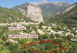 Camping Castellane - Camping Notre Dame-3
