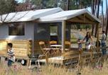 Camping avec Hébergements insolites Sarzeau - Camping Sandaya La Bosse-2