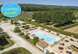 Camping avec Piscine Saint-Martin-d'Ardèche - Camping Paradis Les Amarines-1