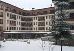 Location vacances Borovets - Excellent studios for your vacation-Hotel Villa Park- Borovets-1