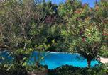 Location vacances Cassis - Villa méditerranéenne avec parc cloturé Cassis-3