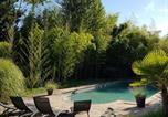 Location vacances Saint-Saturnin-lès-Avignon - Chambre hôte à montfavet-2