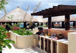 Location vacances  Mexique - El Taj Oceanfront and Beachside Condo Hotel-4