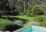 Location vacances Paradou - Villa de 2 chambres a Saint Remy de Provence avec magnifique vue sur la montagne piscine privee jardin amenage a 60 km de la plage-3