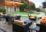 Hôtel Oklahoma City - Courtyard by Marriott Oklahoma City Airport-1