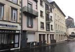 Location vacances Le Mont-Dore - Apartment Appartement f3 centre ville-1