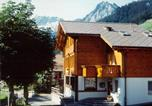 Location vacances Adelboden - Pension Sonne-1