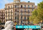Hôtel Barcelone - Hotel Monegal-1