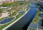 Location vacances Fuenlabrada - Iberia Tm Apartments, Madrid Río-2