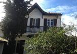 Hôtel Arcachon - Villa des T-1