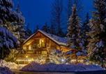 Location vacances Pemberton - The Log House Inn-2