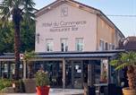 Hôtel Bourg-en-Bresse - Hotel du Commerce-1