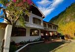 Hôtel Baños - Hotel Volcano Baños