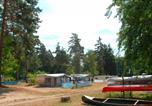 Camping en Bord de lac Allemagne - Fkk Campingplatz am Rätzsee-2