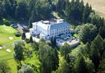 Hôtel Stříbro - Parkhotel Golf Marianske Lazne-1