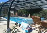Location vacances Massillargues-Attuech - Gîte du lac-2