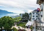 Hôtel 4 étoiles Yverdon-les-Bains - Grand Hotel du Lac-1