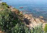 Location vacances  Corse du Sud - Villa pieds dans l'eau avec accès mer-2