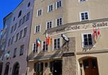 Hôtel Puch bei Hallein - Altstadthotel Weisse Taube-1