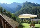 Location vacances  Province de Belluno - Casa Vacanze Villa Elena-3