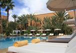 Hôtel Ouarzazate - Berbère Palace-3