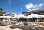 Hôtel Bord de mer de la Grande-Motte - Hôtel Café Miramar-3