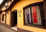 Hôtel Asunción - Black Cat Hostel-1