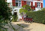 Location vacances  Pyrénées-Atlantiques - Just Like Home Biarritz - Private Parking - Free E-Bikes - Welcome Breakfast-2