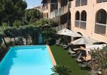 Hôtel Mougins - Hôtel Belvedère Cannes Mougins-1