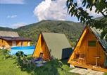 Location vacances Stregna - Glamping Hiške Petrin-2
