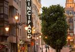 Hôtel Oviedo - Nh Oviedo Principado-2