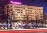 Hôtel Toruń - Hotel Mercure Toruń Centrum