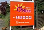 Hôtel Saintes - Hôtel O'Nice Saintes-4