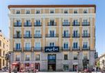 Hôtel Madrid - Mola Hostel-1