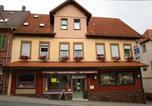 Location vacances Höchst im Odenwald - Ferienwohnung Cafe Zum Goldenen Stern-1