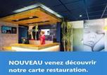 Hôtel Claira - Ibis Budget Perpignan Nord-1