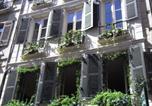 Hôtel Villefranque - Hôtel des Arceaux-1