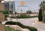Hôtel Communauté Valencienne - Sundos Feria Valencia-2